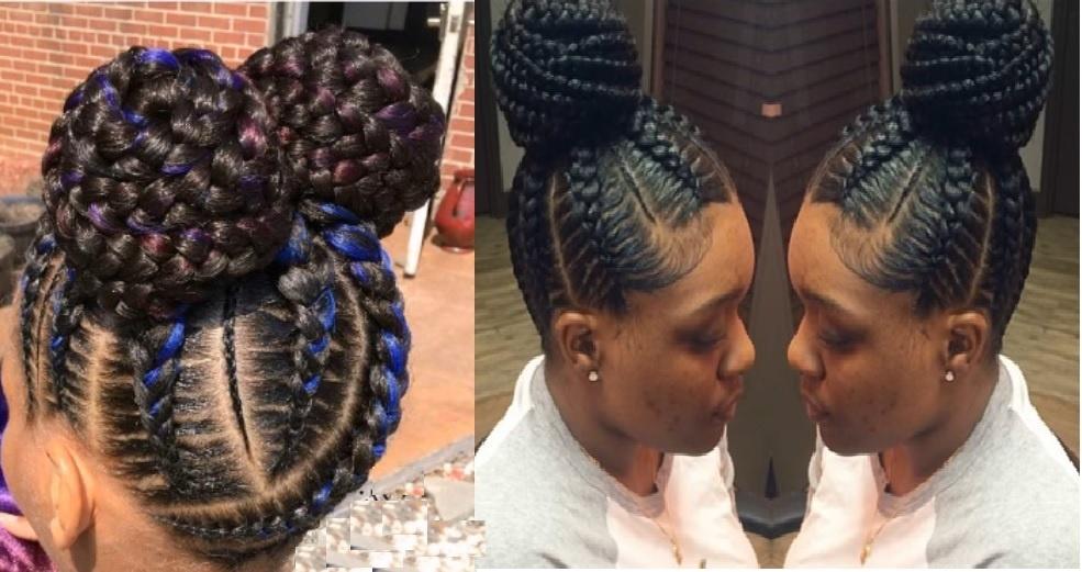 Current Nigeria Braids Hairstyles In 2020 Elimu Centre