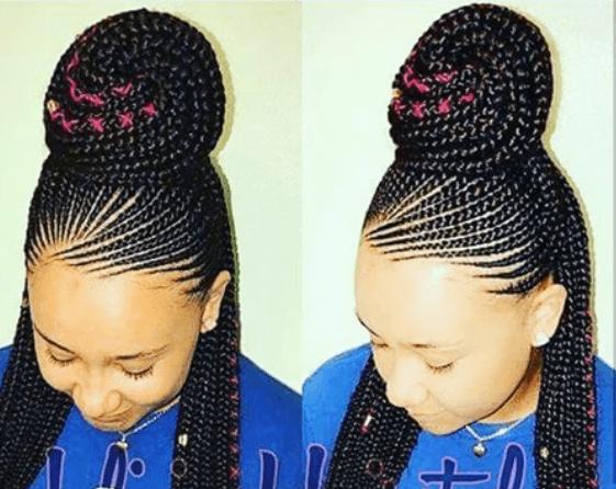 Current Nigeria Braids Hairstyles 2019