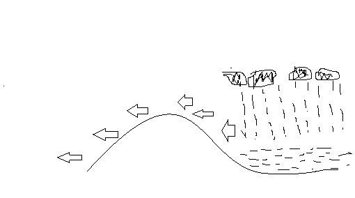 type of rainfall