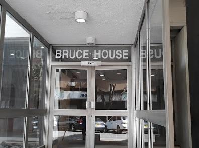 Bruce House Nairobi Location