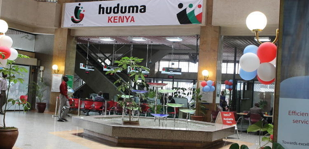 Huduma Centre Services