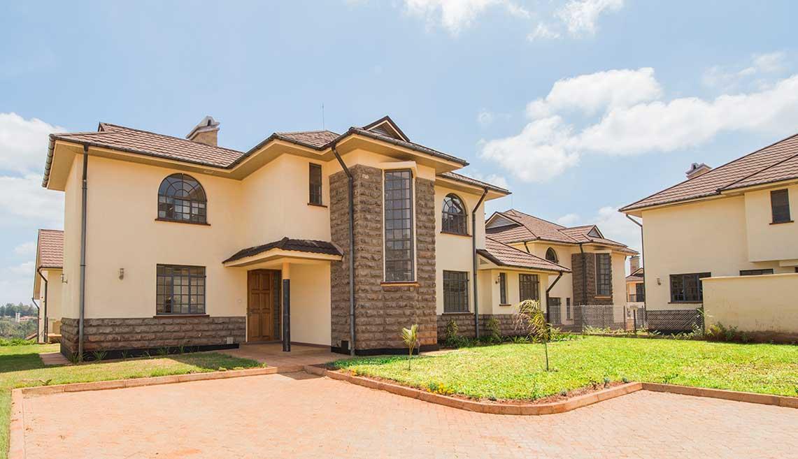 Middle Class Estates in Nairobi