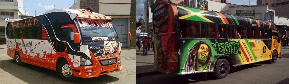 Registered Matatu Sacco Operating In Nairobi