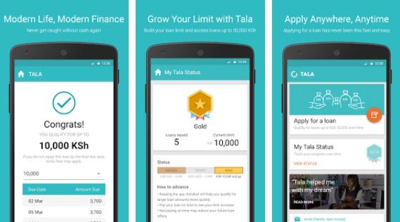 Tala-App