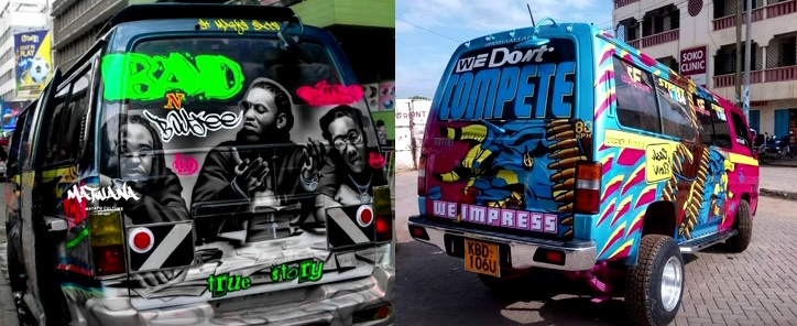 best matatu in kenya