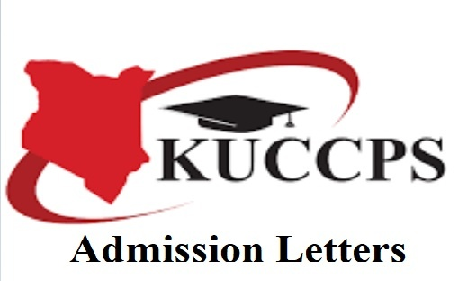KUCCPS Admission Letter
